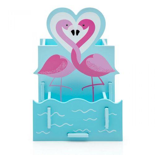 Porta-canetas-flamingos-201