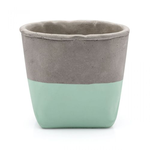 Vaso-de-cimento-bicolor-menta
