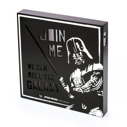 Luminaria-quadro-star-wars-imperio-darth-vader