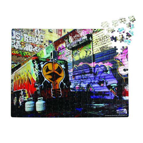 Quebra-cabecas-graffity-nyc-300-pcs