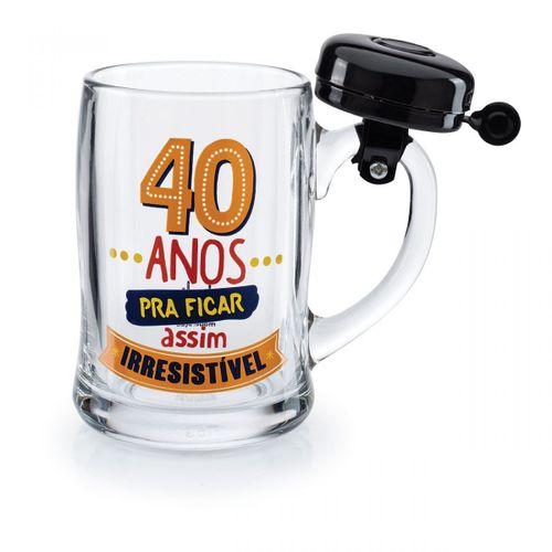 Caneco-campainha-idade-40-anos
