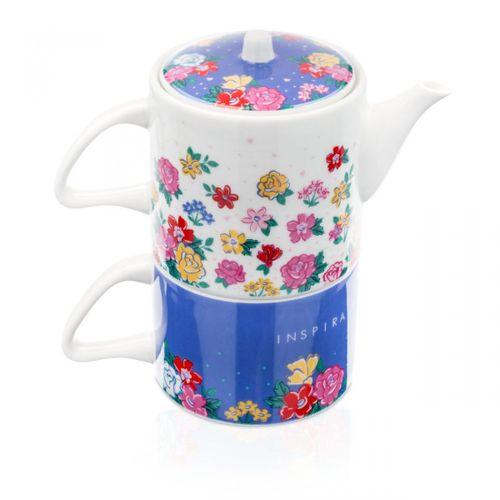 Bule-e-xicara-jardim-florido