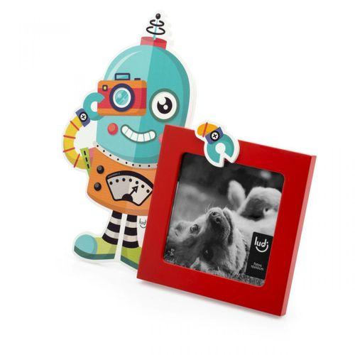 Porta-retrato-robo