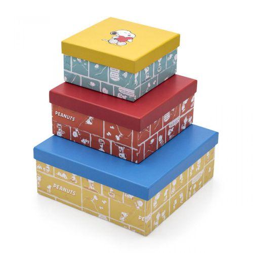 Kit-de-caixas-snoopy-comics