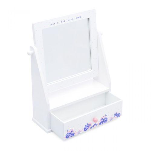 Porta-bijoux-com-espelho-jardim-florido