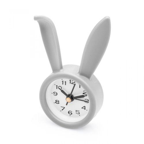 Despertador-amo-coelho-cinza