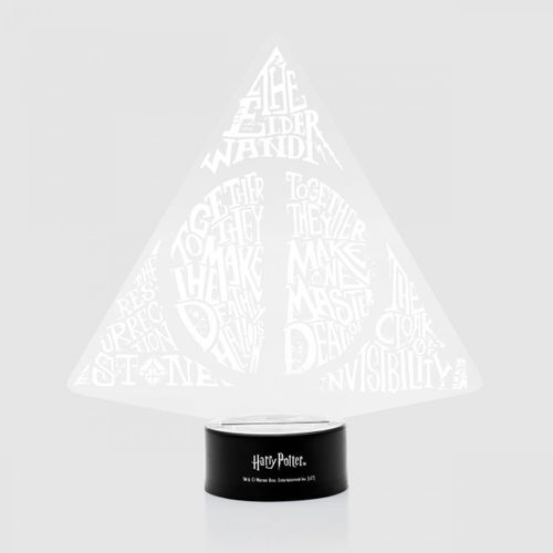 Luminaria-acrilico-harry-potter-reliquias