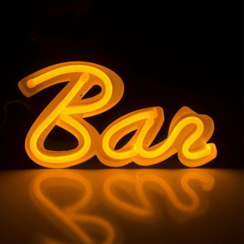 Luminaria-led-bar