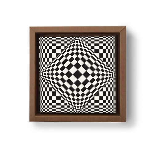 Print Optical Checkers