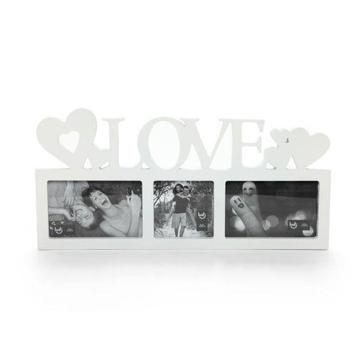 Porta-retrato-triplo-amor
