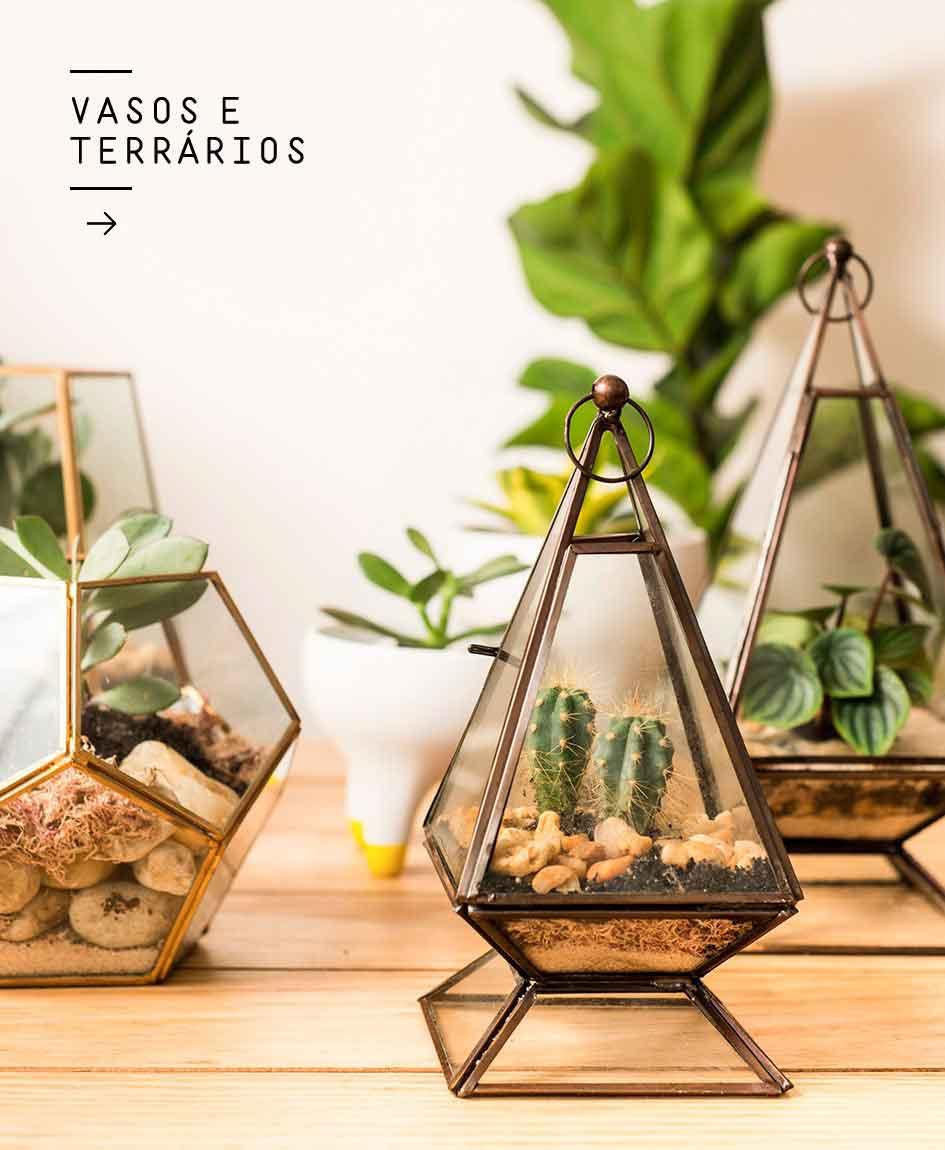 2-2 - vasos e terrarios