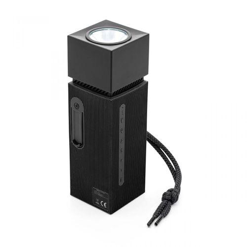 Amplificador-bluetooth-lanterna-cinza