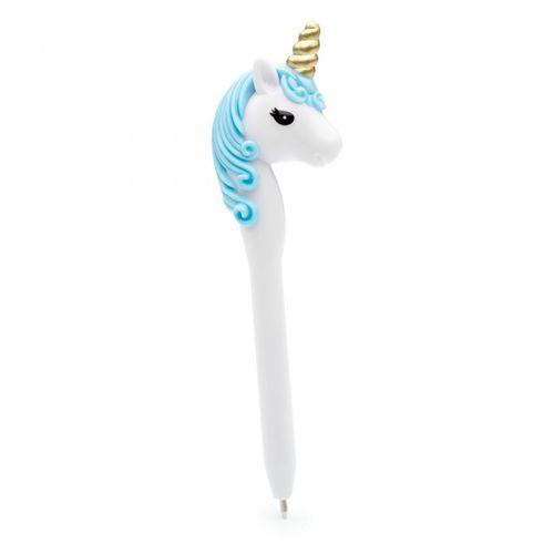 Caneta-unicornio-azul