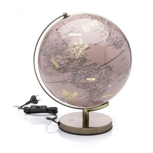 Luminaria-globo-com-adesivos-rose