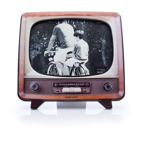 Porta-retrato-nos-na-tv