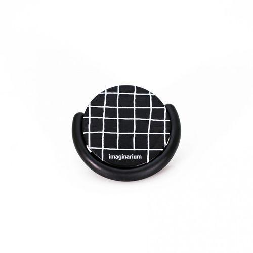 Kit-pop-socket-preto---adesivo-preto