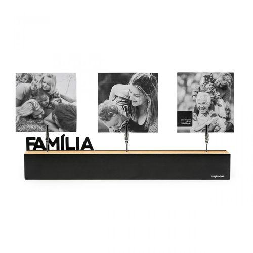 Porta-retrato-com-clipes-familia