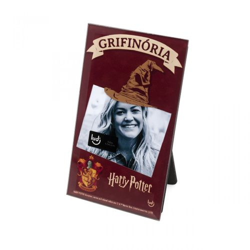 Porta-retrato-cartao-harry-potter-grifinoria