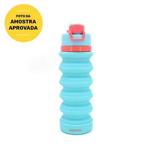 Garrafa-retratil-turquesa-hidratada