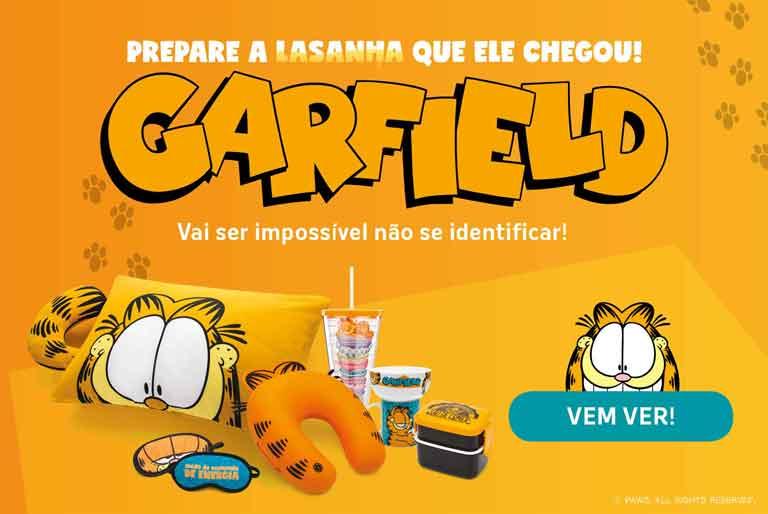 Garfield Geral
