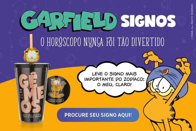 Garfield Signos