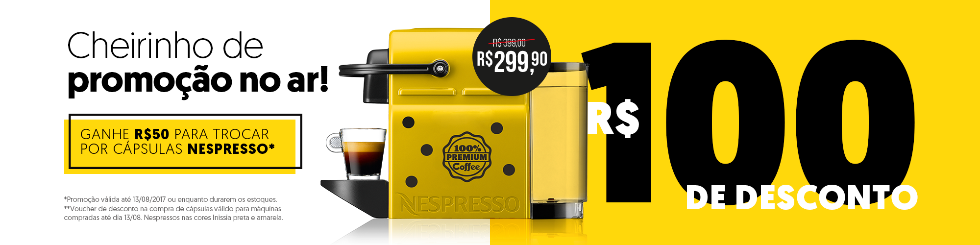 A - Nespresso