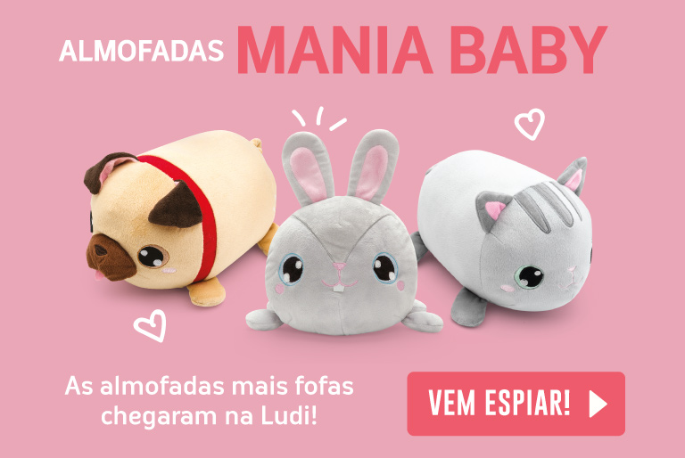 A - Almofadas Baby Pet