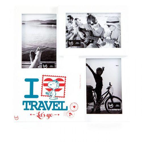 Porta-retrato-triplo-snoopy-viagem-201