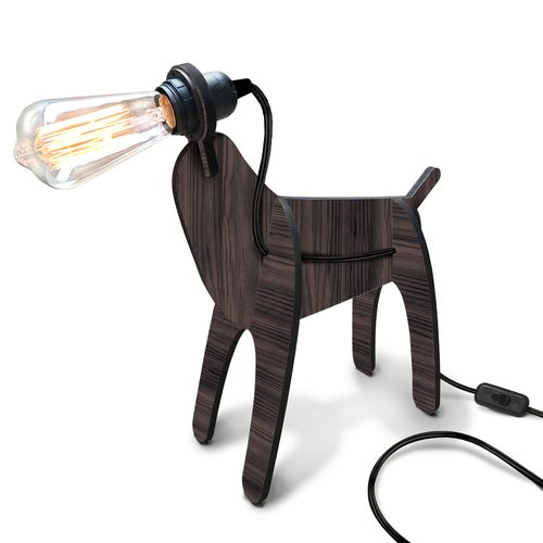 Luminaria-Cachorro-Madeira-Escura