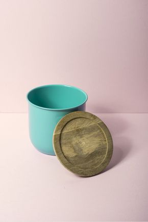 Pote-metal-madeira-verde-202
