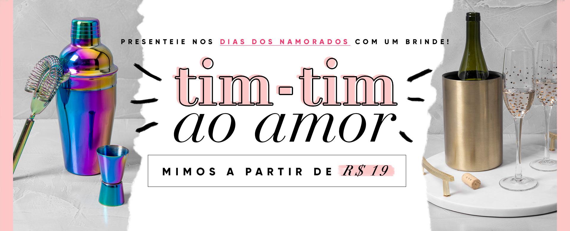 A - NAMORADOS - TIMTIM
