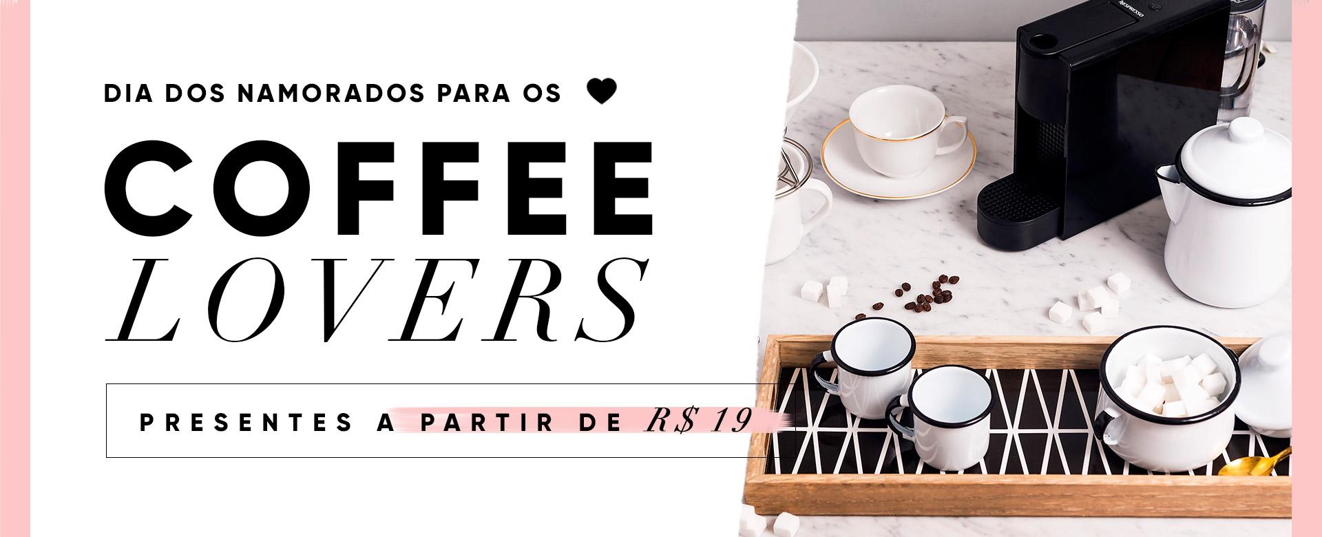 A - NAMORADOS COFFEE LOVERS
