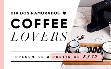 A - NAMORADOS - COFFEE LOVERS