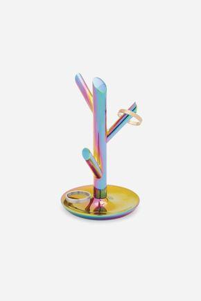 Porta-anel-arco-iris