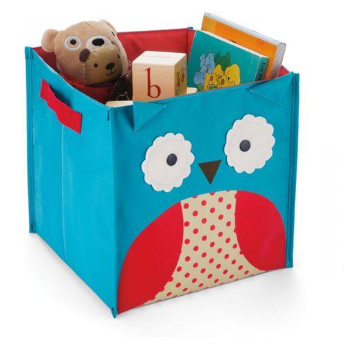 Organizador-quadrado-zoo-coruja