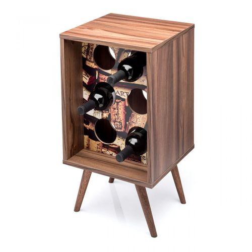 Porta-vinhos-retro