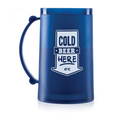 Caneco congelavel cerveja gelada