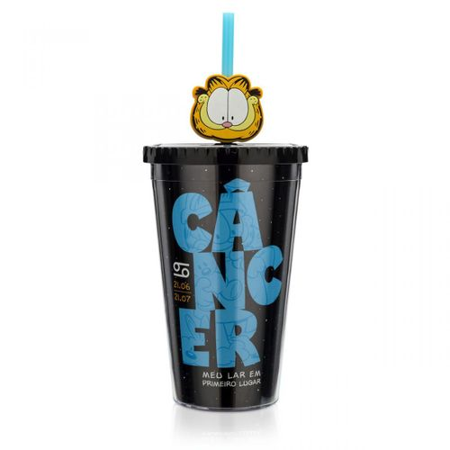 Copo-com-pingente-garfield-cancer