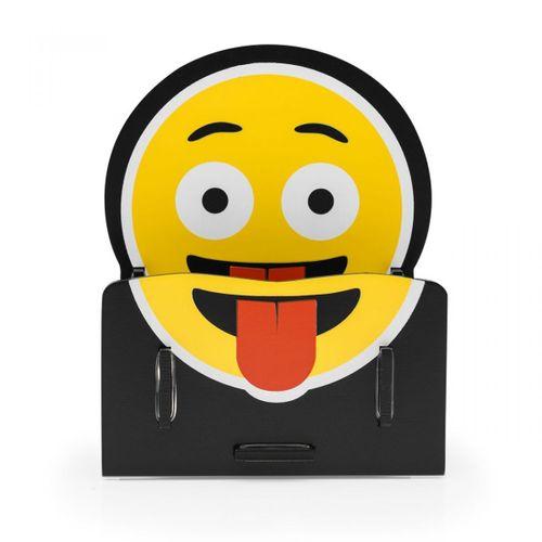 Porta-canetas-emoji