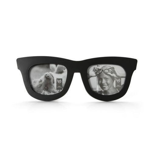 Porta-retrato-duplo-oculos-preto