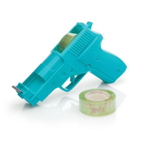 Porta-durex-pistola