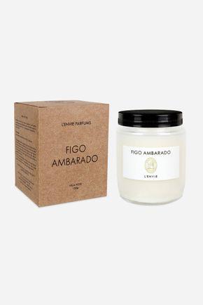 Vela-figo-ambarado-150g