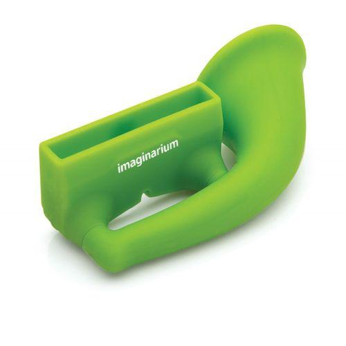 Amplificador-de-celular-gramofone-verde