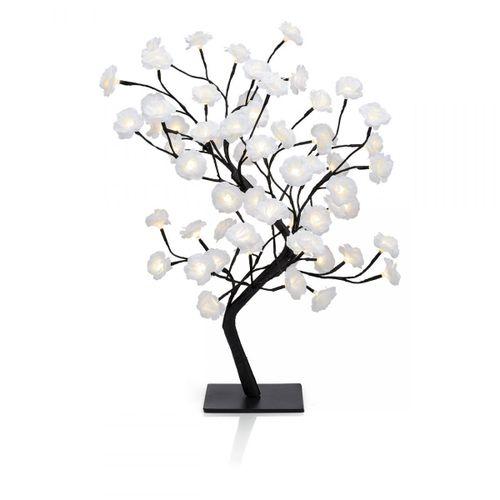 Arvore-flor-de-luz-tecido-110v