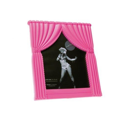 Porta-retrato-palco-rosa