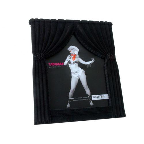 Porta-retrato-palco-flocado-preto