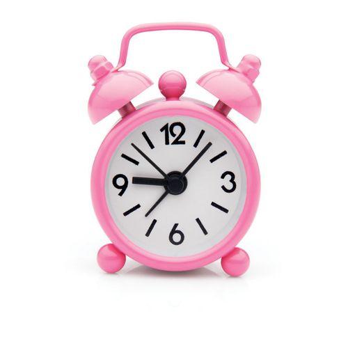 Despertador-retro-rosa