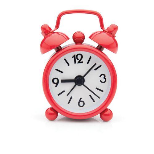 Despertador-retro-vermelho