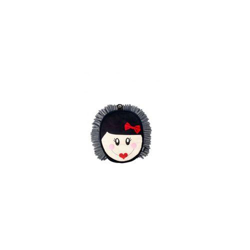 Limpa-monitor-boneca-preto