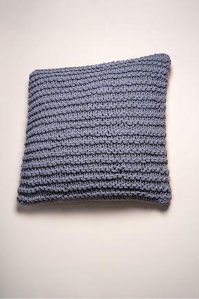 Capa-de-almofada-de-trico-cinza